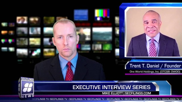 SECFilings.com Executive Interview | One World Holdings, Inc. (OWOO)